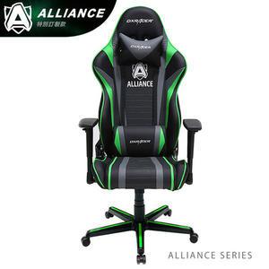 ※售完 DXRACER 極限電競款 賽車椅 RZ59 (ALLIANCE戰隊限量版-黑綠)