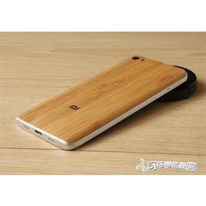手機殼 小米5原裝後蓋天然竹子手機後殼替換玻璃陶瓷mi5小米五電池 Cocoa