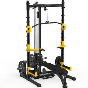 綜合訓練器 多功能 深蹲架 龍門架G305 高低拉力量健身器材 薇薇MKS