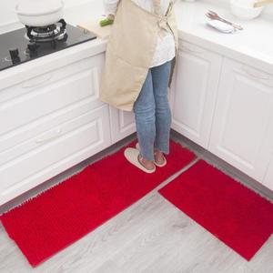 廚房地墊長條地毯臥室床邊墊陽台進門腳墊衛浴門墊子