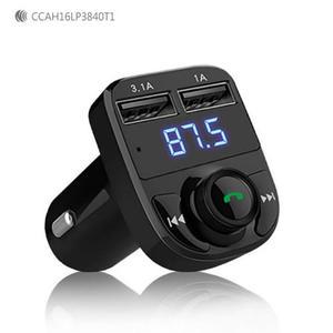 電壓檢測 無線藍芽接收器 FM調頻發射器 雙孔USB車充 充電器 藍牙接收器 FM發射器 藍芽傳輸器