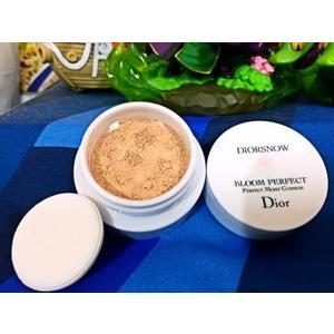 Dior迪奧雪晶靈光感氣墊粉餅 4g~色號#005~樣品裝旅行用