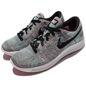【四折特賣】Nike 慢跑鞋 Wmns LunarEpic Low Flyknit 藍 白 漸層 彩虹 女鞋 運動鞋 【PUMP306】 843765-200