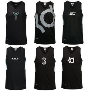NBA球星同款Curry Kobe KD  Irving 籃球短褲 背心 套裝 NIKE 五分褲 籃球衣 籃球服 訓練衫