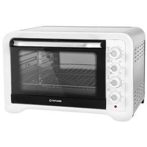 【中彰投電器】大同(45L)雙溫控不鏽鋼電烤箱,TOT-B4506A【全館刷卡分期+免運費】六段式烘烤功能~