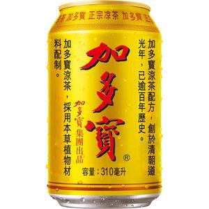 王老吉 加多寶 涼茶 310ml x24入/箱