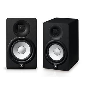 """音響世界。新YAMAHA HS 5 5""""兩音路70W主動式監聽喇叭。公司貨。黑色。附Pro Co線材+避震墊"""