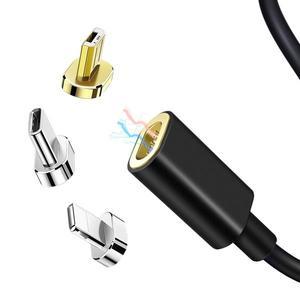 Mcdodo 磁吸 Lightning 安卓 Micro TypeC 充電線 2A快充 iPhone傳輸線 懸浮系列