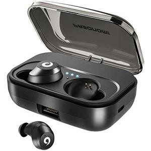 【日本代購】 Pasonomi 藍牙耳機 bluetooth5 . 0自動配對 72小時連續續航 雙聲道 iPhone 安卓