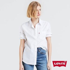 Levis 襯衫 女裝 / 簡約素色