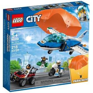 樂高LEGO CITY 航警降落傘追捕 60208 TOYeGO 玩具e哥