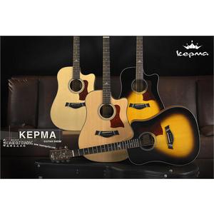 小叮噹的店- 木吉他 kepma 2代吉他 A2C D2C  41吋 雲杉木吉他 初學木吉他 公司貨