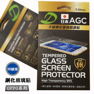 『日本AGC玻璃保護貼』OPPO A3 CPH1837 非滿版 鋼化玻璃貼 螢幕保護貼 鋼化膜 9H硬度