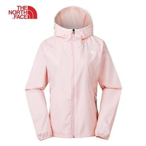 The North Face 女 風衣外套 粉  NF0A3RL89MP【GO WILD】