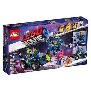 樂高積木 LEGO 2018《 LT70826 》樂高玩電影系列 - Rex's Rex-treme Offroader!╭★ JOYBUS玩具百貨