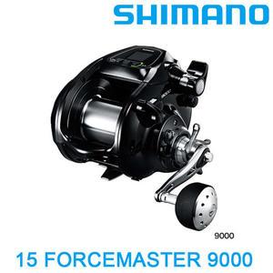 漁拓釣具 SHIMANO 15 FORCE MASTER 9000 (電動捲線器)