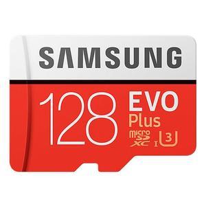 SAMSUNG三星 EVO PLUS microSDXC UHS-I 128GB 記憶卡【原價:999▼現省300元】