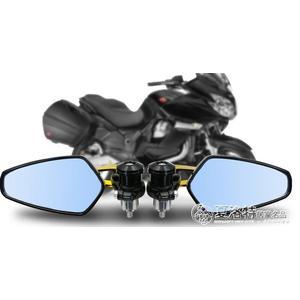 摩托車配件MSX125 望江大公仔 改裝復古手把倒車鏡反光鏡後視鏡 居家