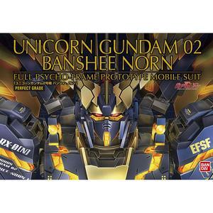 鋼彈UC BANDAI 組裝模型 PG 1/60 RX-0 獨角獸鋼彈2號機 報喪女妖 命運女神型 諾恩