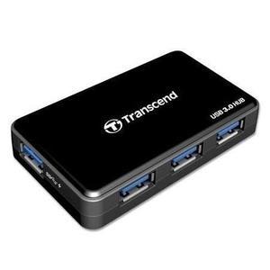 創見 HUB集線器 【TS-HUB3K】 USB3.0 4-Port 可快充 iPhone iPad 新風尚潮流