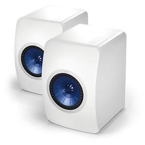 結帳驚喜下殺折千《名展影音》英國 KEF LS50 小型監聽揚聲器 白色 公司貨