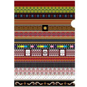 台灣原住民服裝與圖騰特色圖資料夾(單入)