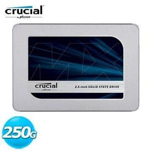 全新 美光 Micron Crucial MX500 250GB SSD 固態硬碟