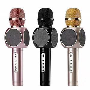 【Love Shop】新款Q11雙喇叭K歌神器 直播必備 無線藍牙麥克風 掌上KTV唱吧麥克風 k068/q7/q9途訊