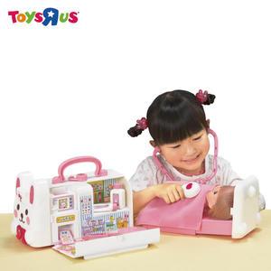玩具反斗城 小美樂娃娃 兔子救護車豪華組(附人偶)