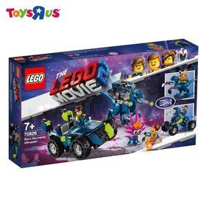 玩具反斗城 樂高LEGO 電影系列 70826 Rex's Rex-treme Offroader!