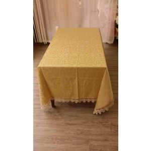 桌巾~150CM*220CM~歐洲進口布~不含白色蕾絲