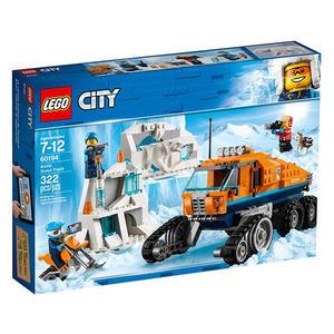 樂高積木LEGO 城市系列 60194 極地巡邏車