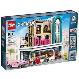 LEGO 樂高 Creator 創意系列 10260 城市餐館 【鯊玩具Toy Shark】