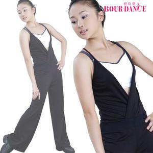 *╮寶琦華Bourdance╭*專業瑜珈韻律芭蕾☆背心連身保暖褲【BDW29F35】