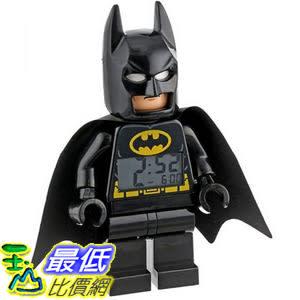 [美國直購] LEGO Kids 9005718 人偶鬧鐘 Super Heroes Batman Alarm Clock 蝙蝠俠