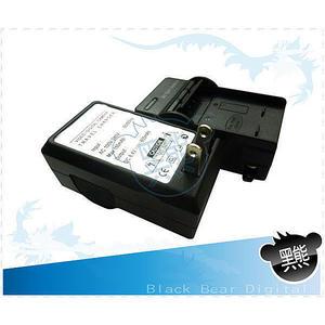 黑熊館 Canon 550D 600D 650D 700D快速充電器 LPE8