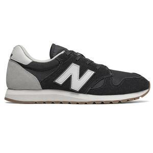 NEW BALANCE 520 男鞋 女鞋 慢跑 訓練 麂皮 網布 透氣 黑 白 灰 【運動世界】 U520AG