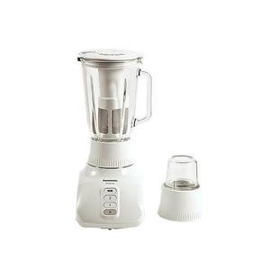 國際牌 玻璃杯果汁機+乾濕兩用研磨杯 MX-GX1561