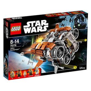 樂高積木LEGO 電影主題系列 星際大戰 Star Wars 75178 賈庫星的四躍飛船