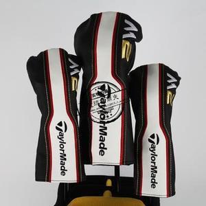 TaylorMade 高爾夫木桿套 高檔PU皮+內稱毛絨 135號帽套【潮咖範兒】