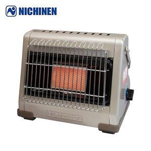 [日本製] NICHINEN日燃 遠紅外線卡式瓦斯暖爐 KH-013