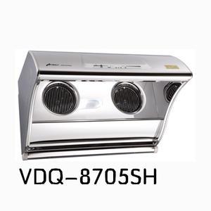 【系統家具】豪山 HOSUN VDQ-8705SH 斜背熱電流自動除油排油煙機
