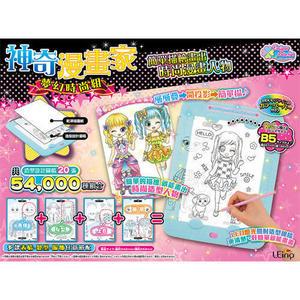 【震撼精品百貨】日本PINOCCHIO 神奇漫畫家-夢幻時尚組