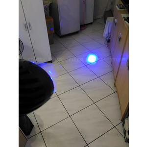 堆高機10W藍光投射燈 (48V電動堆高機)