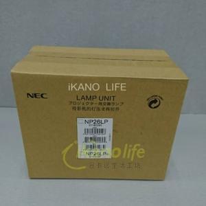 NEC-原廠原封包投影機燈泡NP26LP / 適用機型NP-PA571W-R