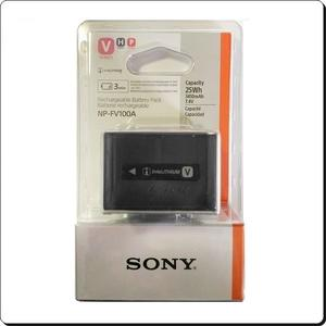 【福笙】SONY NP-FV100A 原廠盒裝電池 XR350 XR520 XR550 CX450 AX30 AX40 AX100 AX700 AXP35 AXP55 PJ675 CX900