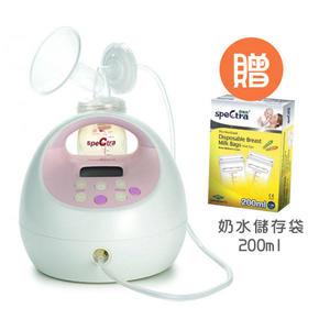 ★Spectra 貝瑞克 S2 醫療級電動雙邊吸乳器【送 奶水儲存袋200ml x1盒】【佳兒園婦幼館】