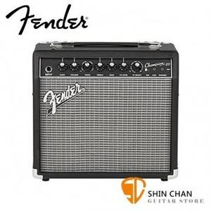 【電吉他音箱】Fender CHAMPION 20 20瓦 電吉他音箱  【一年保固】【原廠公司貨】