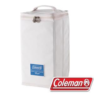 Coleman INDIGO LABEL 軟式收納袋-象牙白 CM-30735M (適用北極星雙燈 汽化燈 CM-2000J 290)