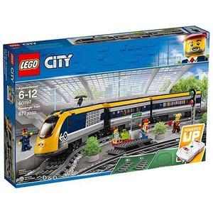 樂高積木 LEGO《 LT60197 》City 城市系列 - 客運列車╭★ JOYBUS玩具百貨